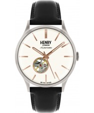 Henry London HL42-AS-0279 Mens erfgoed horloge