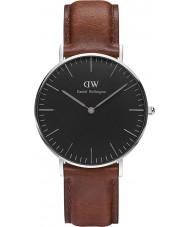 Daniel Wellington DW00100142 Klassiek zwart st mawes 36mm horloge