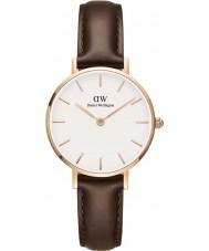 Daniel Wellington DW00100227 Dames klassieke petite bristol 28mm horloge