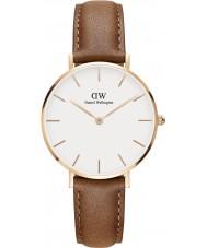 Daniel Wellington DW00100172 Dames klassieke petite durham 32mm horloge