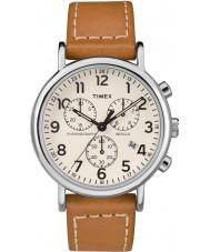 Timex TW2R42700 Weekender kijken