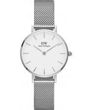 Daniel Wellington DW00100220 Dames klassieke petite sterling 28mm horloge