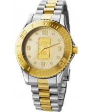 Ingot CSW1292CBG Heren two tone stalen armband horloge