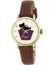 Radley RY2290 Dames bruin lederen band horloge