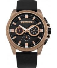 Police 95046AEU-02B Mens horloge