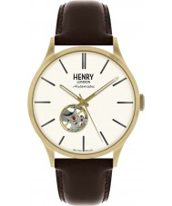 Henry London HL42-AS-0280 Mens erfgoed horloge