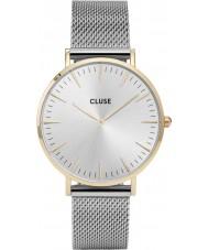 Cluse CL18115 Ladies La Boheme mesh horloge