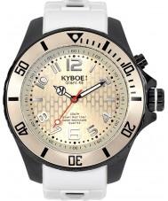 Kyboe BS-48-006-15 Zwart horloge