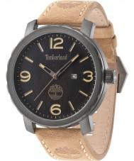 Timberland 14399XSU-02 Mens pinkerton bruine lederen band horloge