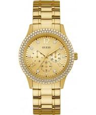 Guess W1097L2 Dames bedazzle horloge