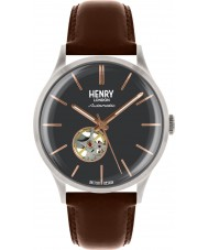 Henry London HL42-AS-0281 Mens erfgoed horloge