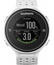 Garmin 010-01195-00 Aanpak s6 witte touchscreen gps golf horloge met swing metrics