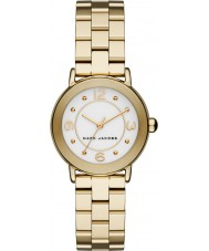 Marc Jacobs MJ3473 Ladies Riley vergulde armband horloge
