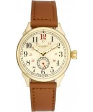 Minster 1949 MN03GLGL10 Mens Boyland bruin lederen band horloge