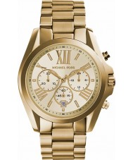 Michael Kors MK5605 Ladies lexington vergulde chronograafhorloge
