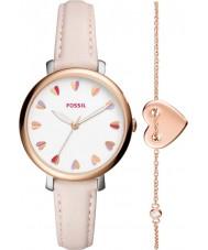 Fossil ES4351SET Dames jacqueline giftset voor horloge