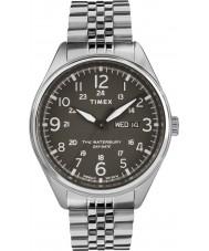 Timex TW2R89300 Heren waterbury horloge