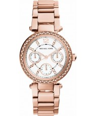 Michael Kors MK5616 Ladies parker rose goud verguld horloge