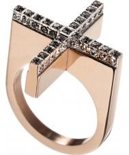 Edblad 82807 Ladies dada rose gouden ring - de grootte n (en)