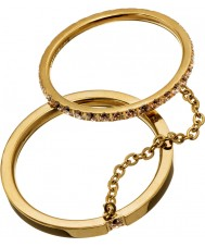 Edblad Dames glanzende ringen