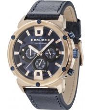 Police 15047JSR-03 Mens armor ii horloge