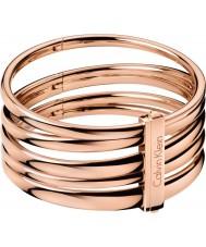 Calvin Klein KJ2GPD10010S Ladies weelderige rose gouden armband