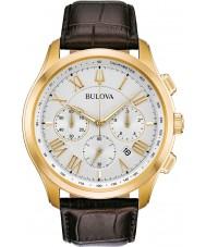 Bulova 97B169 Heren klassiek horloge