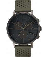 Timex TW2R97800 Fairfield-horloge