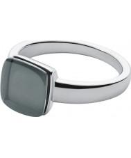 Skagen Dames zee glazen ring