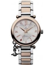 Vivienne Westwood VV006RSSL Dames orb horloge