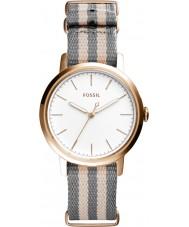 Fossil ES4192 Dames neely horloge