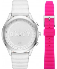 DKNY Minute NYT6103 Dames woodhaven smartwatch cadeauset