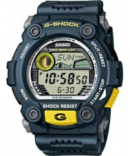 Casio G-7900-2ER Mens G-shock blue digitaal horloge
