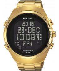 Pulsar PQ2056X1 Heren sporthorloge