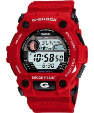Casio G-7900A-4ER Mens G-SHOCK G-rescue rode wacht
