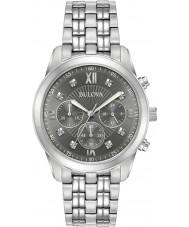 Bulova 96D135 Mens diamanten horloge