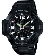 Casio GA-1000FC-1AER Mens G-SHOCK twin sensor neon-verlichting horloge