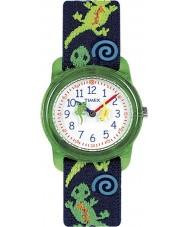 Timex T72881 Kids gekko's stretch horloge