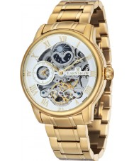 Thomas Earnshaw ES-8006-22 Mens lengte geel goud verguld automatisch horloge
