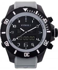 Kyboe HY-48-003-15 Hybride horloge
