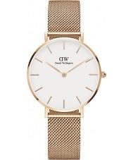 Daniel Wellington DW00100163 Dames klassieke petite melrose 32mm horloge