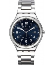 Swatch YWS420G Heren blauw boot horloge