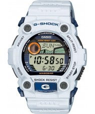 Casio G-7900A-7ER Mens G-SHOCK G-rescue witte wacht
