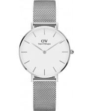 Daniel Wellington DW00100164 Dames klassieke petite sterling 32mm horloge