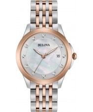 Bulova 98S162 Ladies diamanten horloge