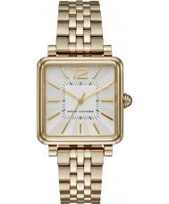 Marc Jacobs MJ3462 Ladies vic gouden stalen armband horloge