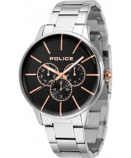 Police 14999JS-02MM Mens snelle horloge