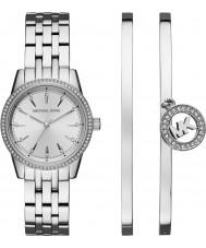 Michael Kors MK3746 Dames ritz horloge cadeau set