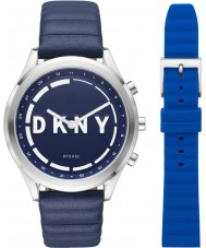DKNY Minute NYT6104 Dames woodhaven smartwatch cadeauset