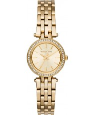 Michael Kors MK3295 Ladies mini Darci vergulde armband horloge